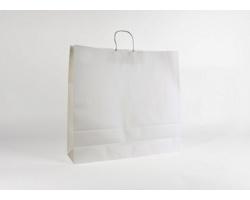Papírová taška BIANCO - 54 x 50 x 14 cm