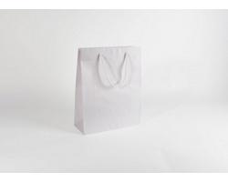 Papírová taška BIANCO LUX - 32 x 40 x 13 cm