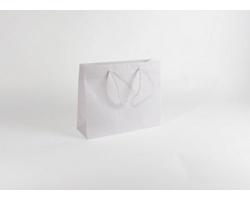 Papírová taška BIANCO LUX - 38 x 31 x 13 cm