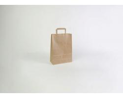 Papírová taška CLASSIC NATURE (HS) - 23 x 32 x 10 cm
