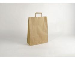 Papírová taška CLASSIC NATURE (HS) - 32 x 42,5 x 13 cm