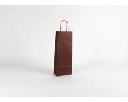 Papírová taška na víno LONGER BORDEAUX - 15 x 40 x 8 cm