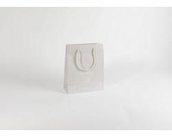Papírová taška M2 WHITE - 25 x 31 x 11 cm