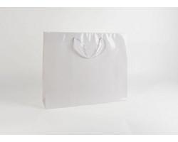Papírová taška M2 WHITE - 54 x 44,5 x 14 cm