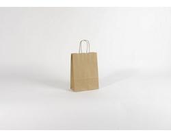 Papírová taška NATURA EKO - 18 x 8 x 25 cm