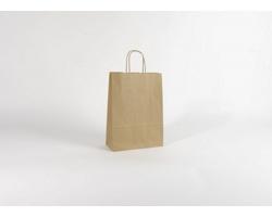 Papírová taška NATURA EKO - 23 x 32 x 10 cm