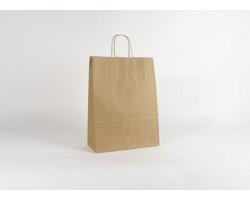Papírová taška NATURA EKO - 32 x 42,5 x 13 cm