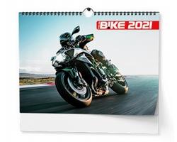 Nástěnný kalendář Motorbike 2018