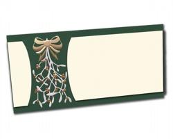 Vysouvací novoročenka PF840 - zlatá / bílá / zelená