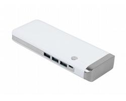 Výkonná powerbanka s LED svítilnou ARNIE pro nabíjení až 3 zařízení současně