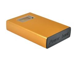 Klasická powerbanka TILLSON s LED světlem a displayem