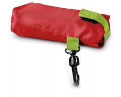 Skládací nákupní taška BDRM - červená
