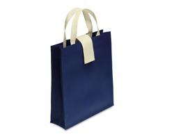 Skládací nákupní taška BEEFS - modrá