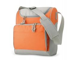 Chladící taška ICEBOX s popruhem - oranžová
