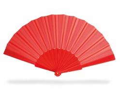 Vějíř RINGS - červená