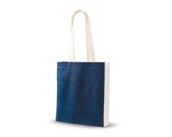Netkaná nákupní taška AMANDA - modrá
