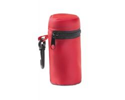 Skládací nákupní taška ERNE v pouzdře - červená