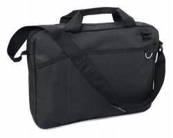 Klasická taška na dokumety FOXED - černá