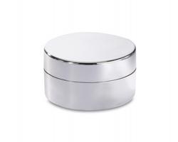 Balzám na rty NADIA v krabičce - ocelově stříbrná/šedá