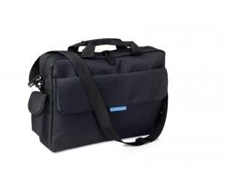 Polyesterová taška ARMIN na dokumenty - modrá