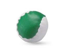 Antistresový míček BASEBALL - zelená