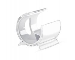 Plastový stojan na mobil RAINOLD - bílá