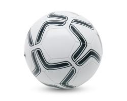 Fotbalový míč DEE s oficiální velikostí 5 - bílá / černá