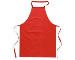 Bavlněná zástěra na vaření LATHY - červená