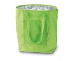 Skládací chladící taška SNOW - limetková