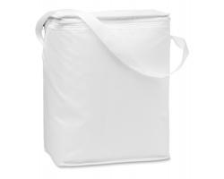 Chladící taška MARKITA na 6 láhví - bílá