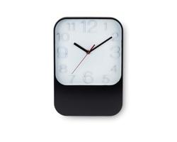 Nástěnné hodiny NUMERALS - černá