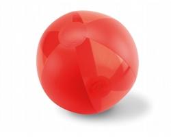 Nafukovací plážový míč LAMIA - červená
