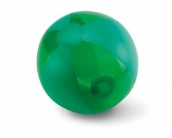 Nafukovací plážový míč LAMIA - zelená