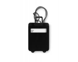 Jmenovka na zavazadla VENIT - černá