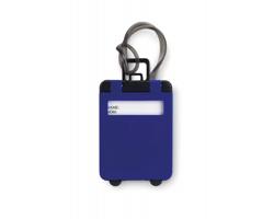 Jmenovka na zavazadla VENIT - královská modrá