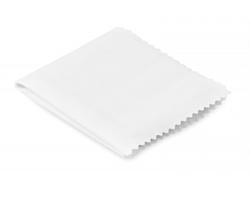 Čistící hadřík z mikrovlákna SLUED pro dotykové displeje - bílá