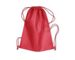 Netkaná taška DUSTY - červená