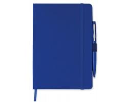 Zápisník REITA s perem, formát A5 - modrá