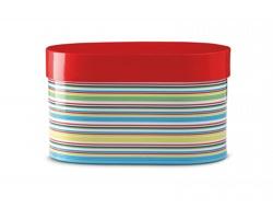 Sada porcelánových hrnků ANN, 2ks - vícebarevná