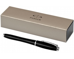 Kovové kuličkové pero Parker URBAN FOUNTAIN PEN - černá
