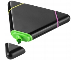 Trojúhelníkový zvýrazňovač CYMRU - černá