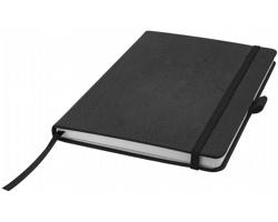 Zápisník FOREL s elastickou páskou - černá