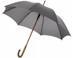 Automatický klasický deštník ULNA - šedá
