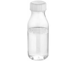 Recyklovaná sportovní láhev na pití UNIX, 590 ml - bílá