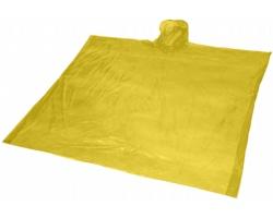 Pláštěnka s kapucí MARIACHI s pouzdrem - žlutá