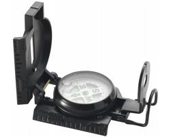 Plastový kompas FARM - černá