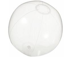 Průhledný nafukovací míč ALLOY - transparentní čirá