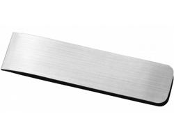 Hliníková magnetická záložka ETALONS - stříbrná