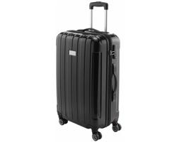 Kufr na kolečkách GEOG se zámkem TSA - leskle černá