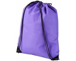 Netkaný vysoce kvalitní batůžek POLIO - purpurová